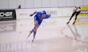 Архангельский конькобежец Александр Румянцев стал бронзовым призером чемпионата России