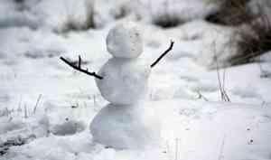 4 ноября в Архангельске ожидается лёгкий мороз и небольшой снег