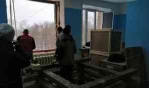 В Новодвинскую больницу поступил рентгеновский аппарат