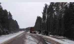 В Котласском районе мужчина погиб в ДТП