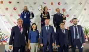Сборная Поморья заняла третье общекомандное место на Кубке России по тхэквондо