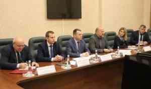 Игорь Орлов обсудил перспективы энергетического сотрудничества с делегацией из Финляндии
