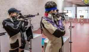 В Архангельске прошёл чемпионат области по пулевой стрельбе
