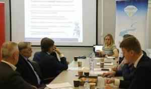 Ольга Горелова встретилась с предпринимателями на деловом завтраке