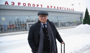 Почетный президент кинофестиваля Arctic open Игорь Угольников представит зрителям два новых проекта