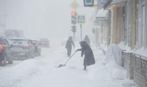 ВАрхангельской области синоптики прогнозируют ухудшение погоды