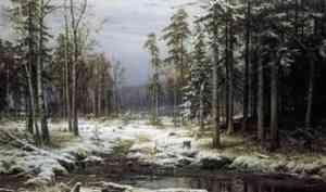 Людям с проблемами зрения проведут специальные экскурсии по выставке Ивана Шишкина