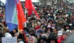 Поморье и Коми продолжают протестовать против создания мусорного полигона на Шиесе
