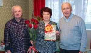 Ветеран пожарной охраны отмечает 75-летний юбилей