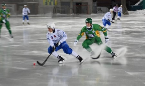Три мяча «желто-зеленых»: «Водник» обыграл московское «Динамо»