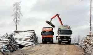 С начала года заготовка древесины «Титаном» превысила 3,3 миллиона кубометров