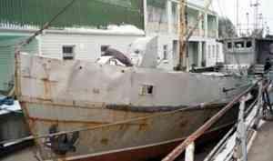 У архангельского пенсионера за долги арестовали судно стоимостью 1 миллион рублей
