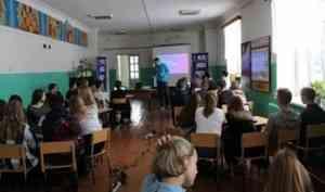 На юге Поморья прошел челлендж для юных предпринимателей