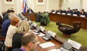 Игорь Орлов потребовал оказать максимальную поддержку приоритетным инвестпроектам Поморья
