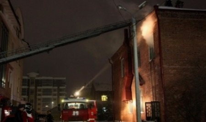 В архангельском ресторане «Генацвале» произошёл пожар