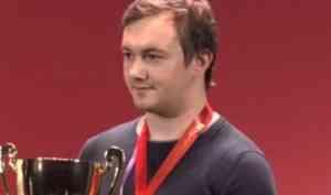 Магистрант САФУ стал победителем Евразийских соревнований компании Huawei