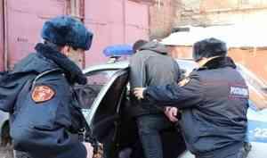 Сотрудники Росгвардии задержали мужчину пытавшегося проникнуть в чужую квартиру
