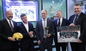 Игорь Орлов: «Водник–2004» – это будущее русского хоккея и нашей команды суперлиги»