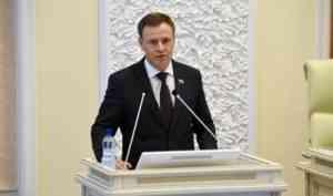 Виктор Новожилов: «Социальная составляющая бюджета области выросла»