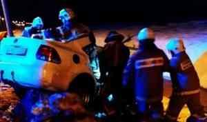 Вечерняя авария на юге Архангельской области унесла жизни трех человек