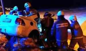 В ДТП под Котласом погибли три человека