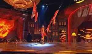 Цирк «Весар» представит Архангельск впятом сезоне Всероссийского конкурса «Синяя птица»