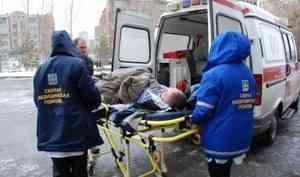 В Архангельской области в ДТП скончались три девушки