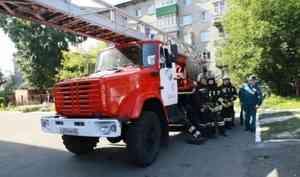 Пожар на Соловках унес жизнь 60-летнего пенсионера