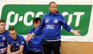 Мини-футбольный клуб «Северная Двина» уступил на выезде московской команде «КПРФ-2»