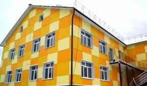 «Отмечено отставание по графику»: в поселке Катунино завершается строительство нового детского сада