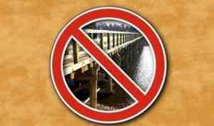 Разрушенные стихией мосты Вельского района будут восстановлены