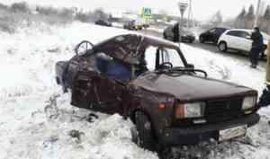 В Котласском районе в ДТП погибли две женщины