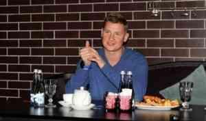 Ведущий шоу «ПроСТО кухня» поделился с архангелогородцами новогодним рецептом