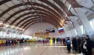 Юные котласские футболисты стали победителями первенства области