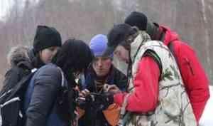 Волонтеры приняли участие в учениях по поиску пропавших в лесах