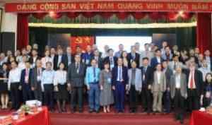 Делегация САФУ приняла участие в торжественном праздновании 55-летия Вьетнамского национального университета лесного хозяйства