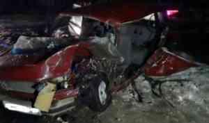 В Поморье произошло третье за две недели смертельное ДТП с участием большегрузов