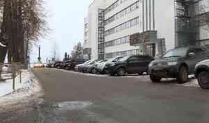 Сегодня вАрхангельске принимали отремонтированные понацпроекту улицы Свободы иПоморскую