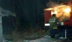 Пожар вкотельной села Вознесенье оставил без тепла жителей 2 многоквартирных домов