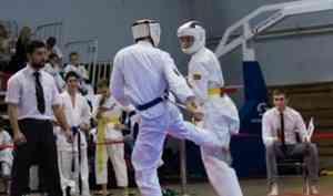 Соревнования «Северное сияние» собрали каратистов со всего Поморья