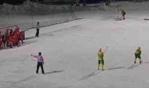 «Водник» разгромил «Сибсельмаш» на домашнем стадионе в Новосибирске