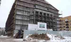 Летом 2020 года «Центр комплексного изучения Арктики имени академика Лавёрова» вАрхангельске справит новоселье