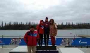 Маргарита Елфимова привезла с первенства России две медали