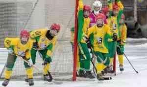 Юные «водники» одержали первые победы в турнире на призы правительства Поморья