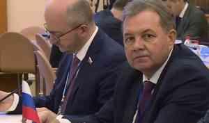 Виктор Павленко: В приоритете – экология, инвестиции, законодательство о выборах