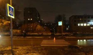 В Архангельске на Троицком проспекте сбили подростка