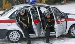 Росгвардейцы по «горячим следам» задержали подозреваемую в ограблении магазина бытовой химии