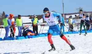 Серебряная классика: лыжнику из Северодвинска Алексею Шемякину покорилась «Хибинская гонка»