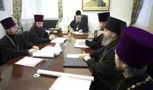 Митрополит Корнилий благословил воссоздание церкви в деревне Часовенское Приморского района