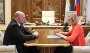 Налоговая нагрузка для предпринимателей Архангельской области снижена